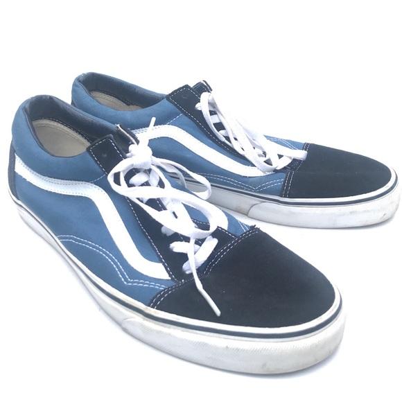 Vans Shoes | Old Skool Sneakers 14 Mens